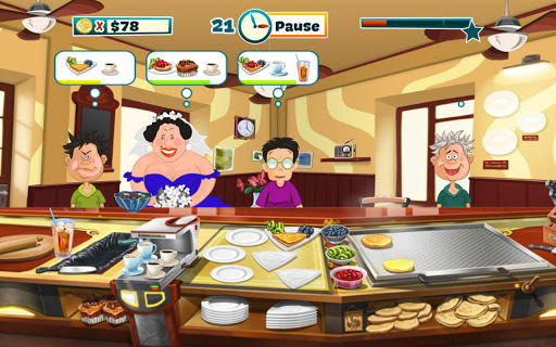 Happy Chef - screenshot