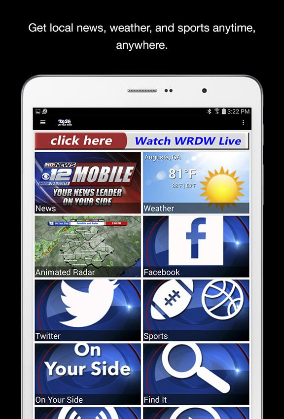 WRDW NBC26- screenshot