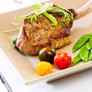 Tender Baked Pork Loin Chops.