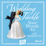 Wedding Tackle Sour Blonde Ale w/ Huckleberries