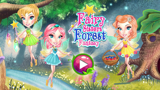 Fairy Sisters Forest Fantasy 1.3 screenshots 1