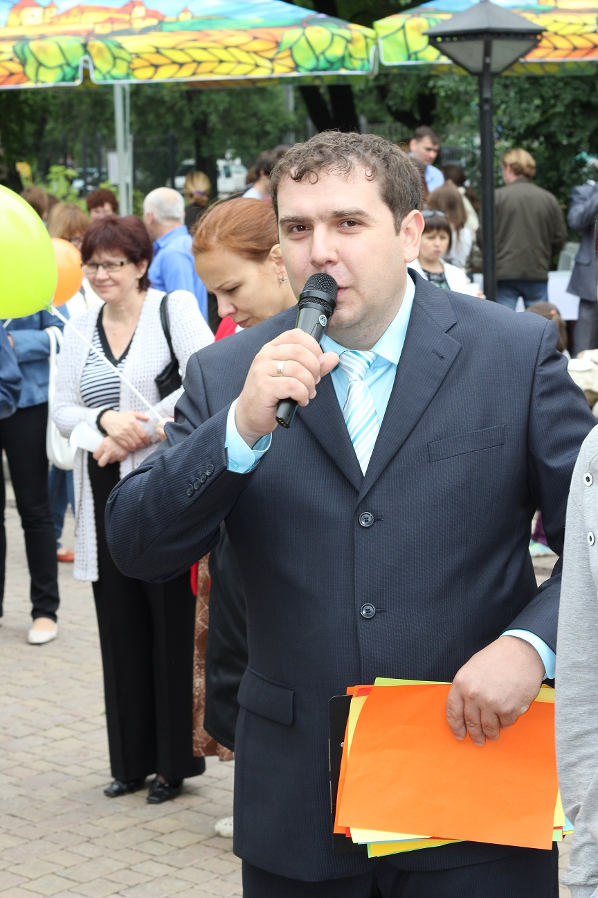 Виктор Бровков в Ростове-на-Дону