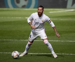 Catastrophe pour le Real: Sergio Ramos à nouveau blessé