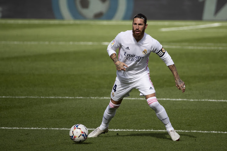 Sergio Ramos change d'équipementier