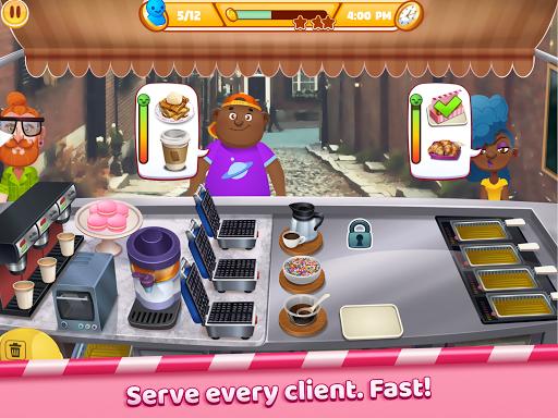 Boston Donut Truck - Fast Food Cooking Game 1.0.3 screenshots 12