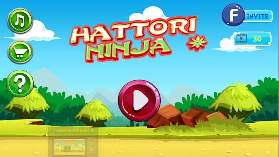 Ninja  Hatori ultimate Adventure- screenshot thumbnail