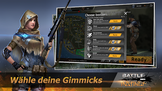 Battle Instinct Screenshot