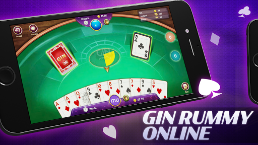 Gin Rummy Online - Free Card Game 1.1.1 screenshots 13