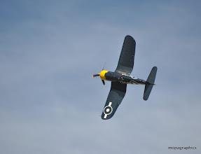 """Photo: le Chance Vought F4U-1D """"Corsair"""""""