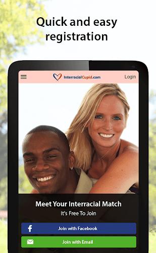 aplikacija za međurasne sastanke za iphone