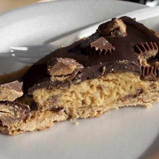 Peanut Butter Chocolate Tart.