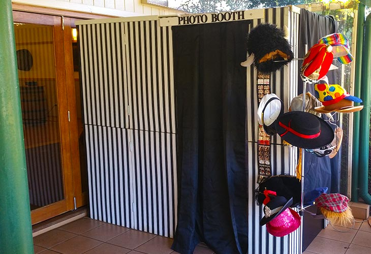 photo booth hire gold coast