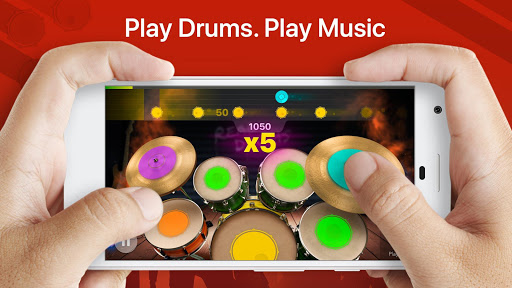 WeDrum: Drum Set Music Games & Drums Simulator Pad