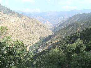 Photo: Düzler Civarından Aksu Vadisi