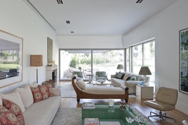 Casa en Aravaca - Marta Marín Rodríguez-Cano + Antonio Ocaña Rubia
