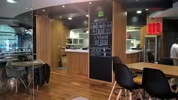 The Burger Lobby