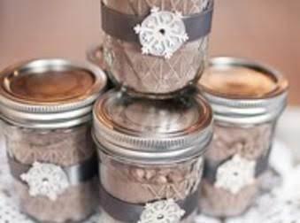 Magic Mason Jar Moca Mix Recipe