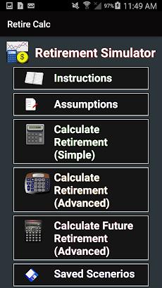 Retirement Investing Calculator Simulator - Retireのおすすめ画像3
