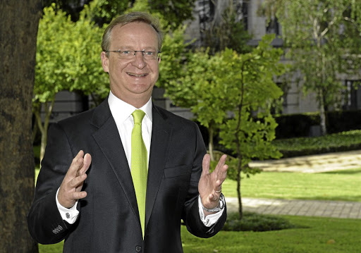Mike Brown, CEO of Nedbank. Picture: FINANCIAL MAIL