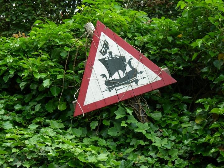 Navi pirata nel bosco?? di cordina