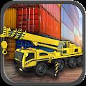 Crane Cargo Simulator Pro 2016 icon