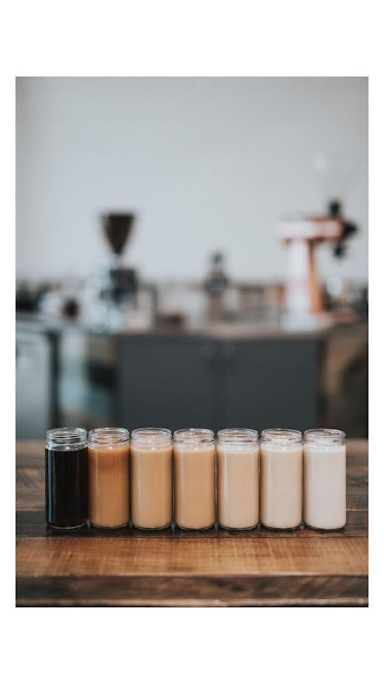 Coffee Spectrum - Facebook Story Template