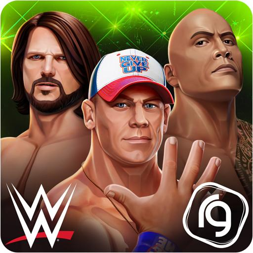WWE Mayhem (game)