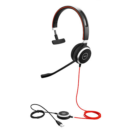 Headset Jabra Evolve 40 UC Mon
