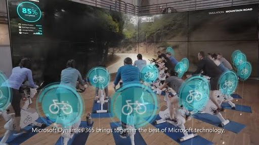 Microsoft is driving digital transformation, by breaking down data silos to connect customers, products, people, and operations.