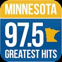 Minnesota 97.5 FM icon