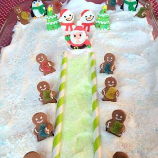 Christmas Oreo Dirt Cake