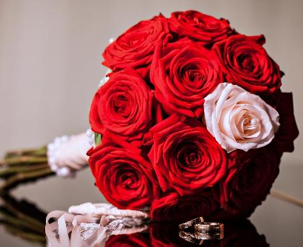 Engagement Wedding Bouquet