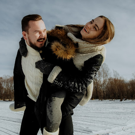 Wedding photographer Danila Danilov (DanilaDanilov). Photo of 19.01.2018