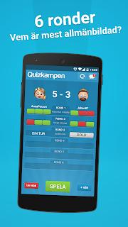 Quizkampen screenshot 02