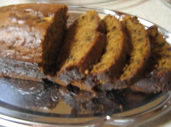 Prune And Molasses Bread Recipe