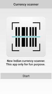 Modi scanner - náhled