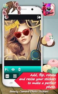 Beauty Camera Photo Stickers - náhled