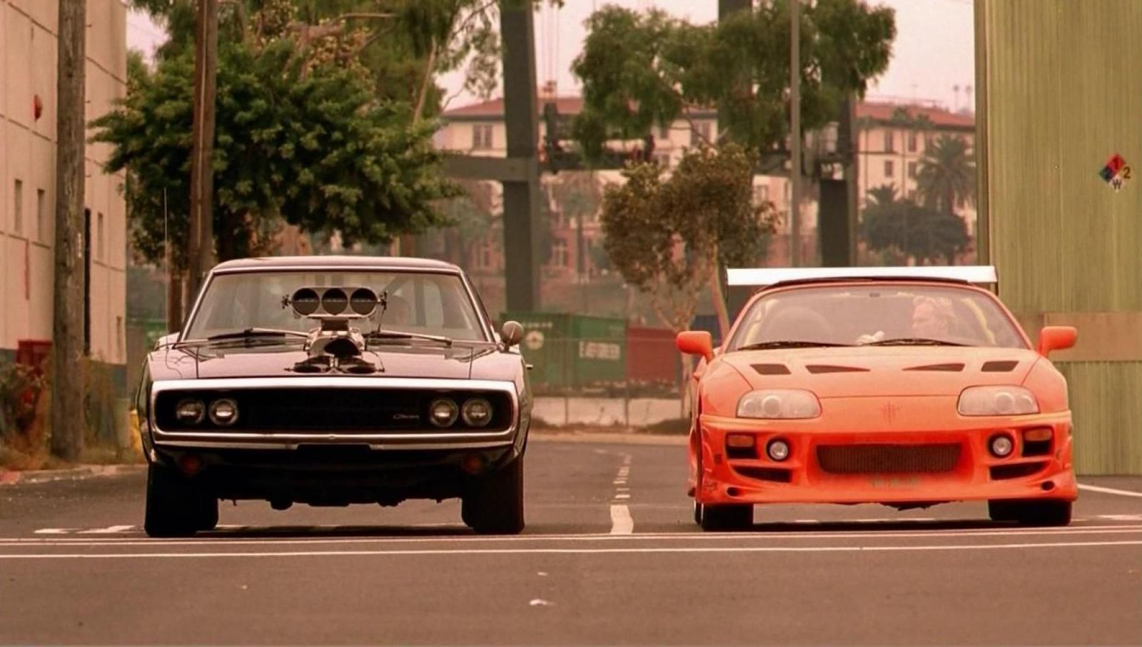 automobili di fast and furious