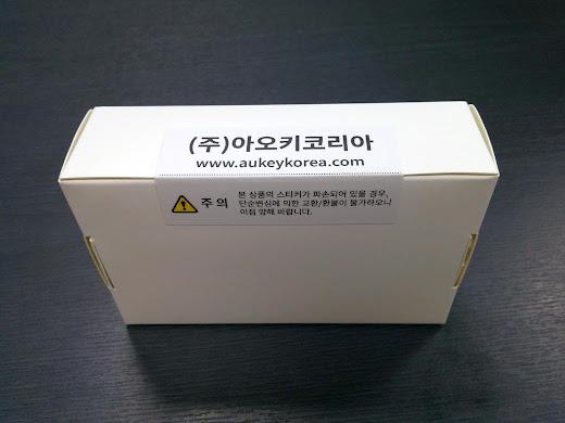 아오키 CC-T7 - 보안 스티커