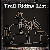 Trail Riding List