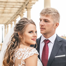 Wedding photographer Aleksandra Efimova (EventosGold). Photo of 24.11.2018