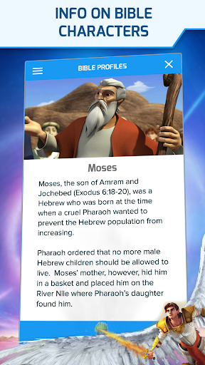 Superbook Kids Bible, Videos & Games (Free App) v1.8.4 screenshots 6