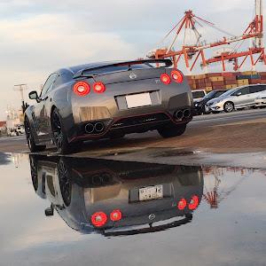 NISSAN GT-R  2008年プレミアムエディションのカスタム事例画像 hiraさんの2018年10月16日23:24の投稿