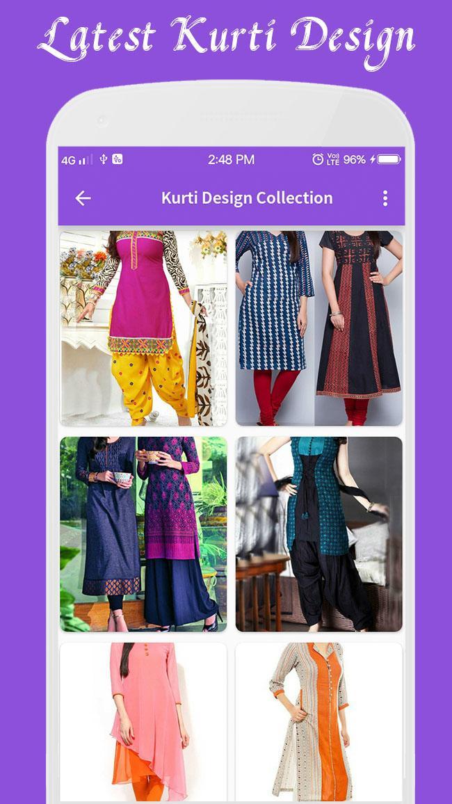 Скриншот Kurti Design 2019