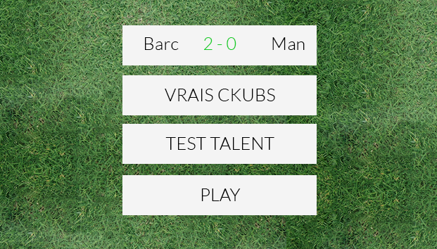 FootBall pro Champions League Android App Screenshot