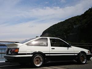 カローラレビン AE86 S62年 GT-APEXのカスタム事例画像 ae86kiwamiさんの2018年09月15日08:00の投稿