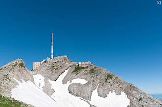 Photo: Säntis  Der Berg Säntis mit dem neuen und alten Säntis.  #Alpstein   #switzerland   #nikonshooters   #mountainphotos  +Mountain Photos +Baki Karacay