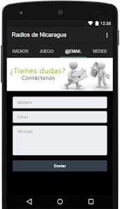 Radios de Nicaragua Gratis screenshot 2