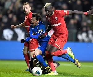"""Hannes Wolf revient sur l'arbitrage d'Antwerp-Genk : """"Sur Ito, ça ressemblait à un penalty"""""""