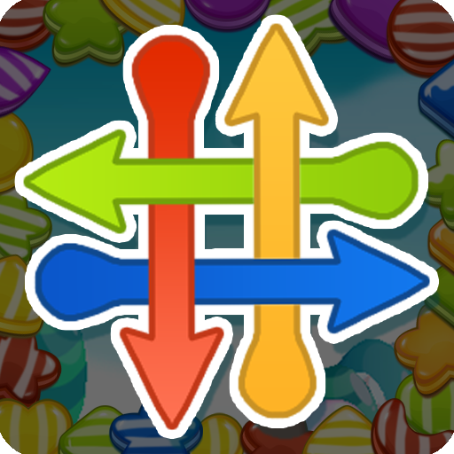 Candy# 2048 - ( # puzzle )
